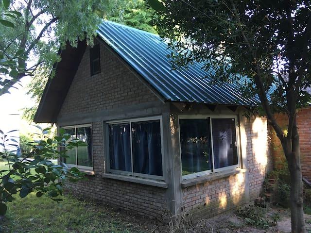 La cabaña ( beach house Uruguay )