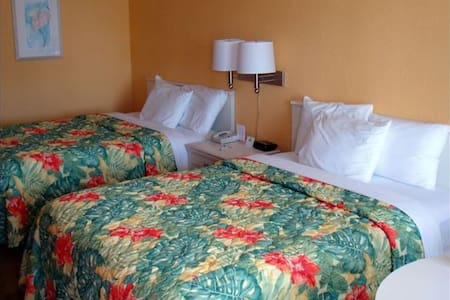 Tropical Inn - Palm Bay - Boutique hotel