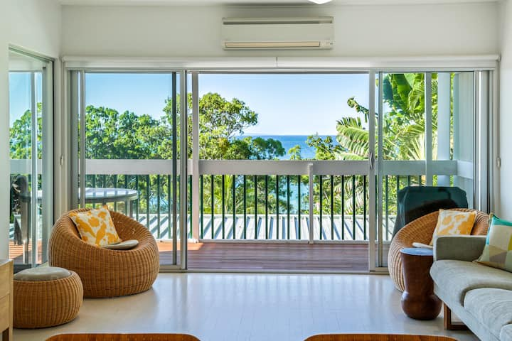 Commanding ocean views, Noosa Heads
