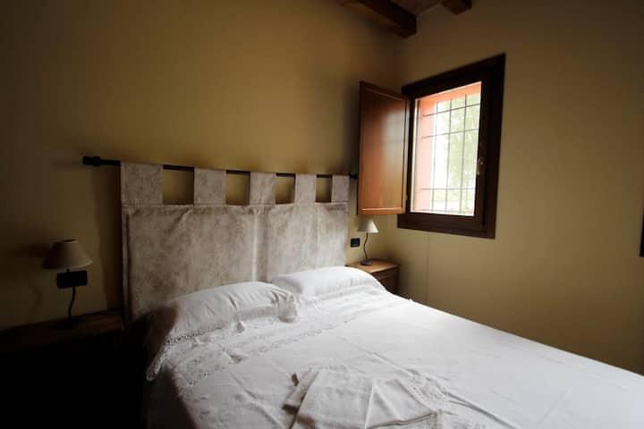 Three-room apartment in rural complex