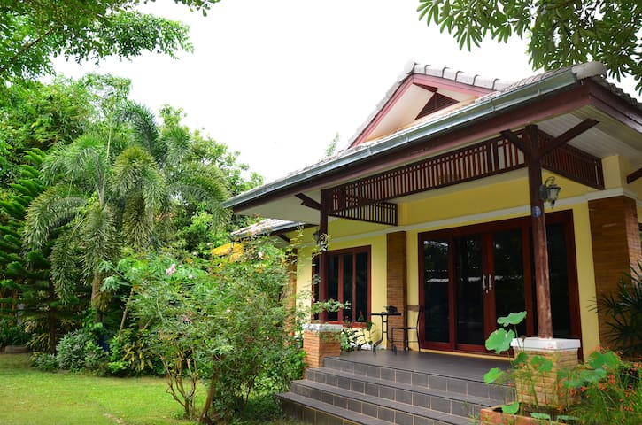 Koh Lanta Beer House - 2 Bedroom (Mountain View) - Krabi - Dům