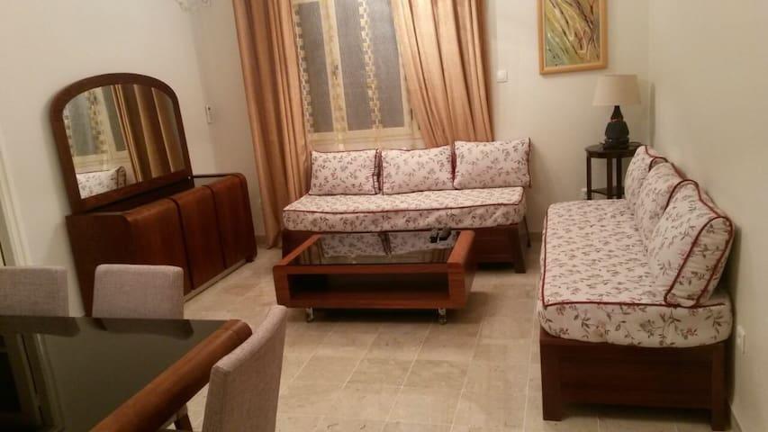 Très beau 2 pièces dans villa neuve - Bir Mourad Raïs - Casa