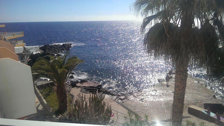 Comodo Apartamento  Vista al Mar I - El Tablado Tenerife - Lejlighed