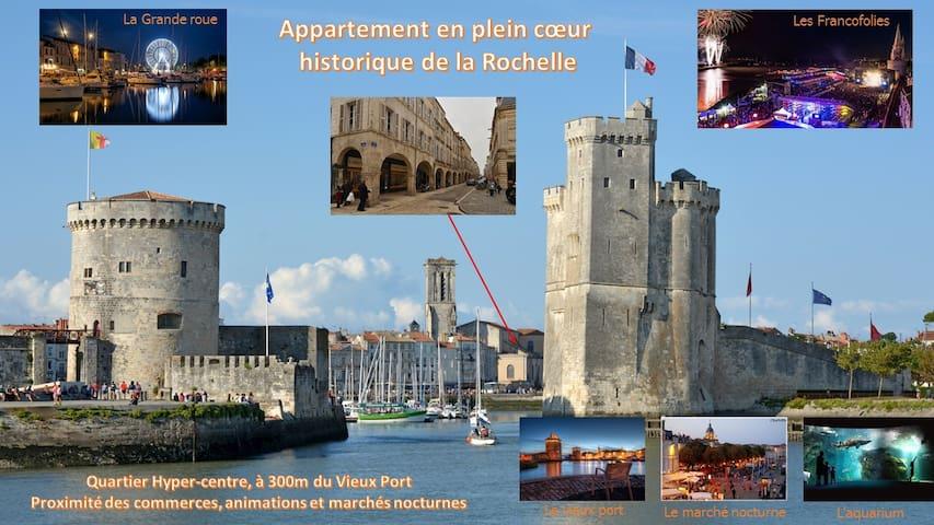 Vieux Port - La Rochelle