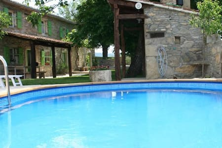 Traditional stone house with pool! - Buzet - Dom
