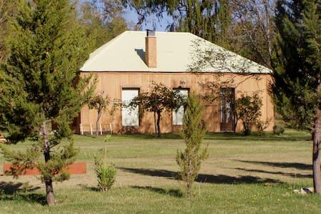 Casa en Viñedo de Malbec Organico