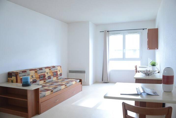 logement meublé Paris 14