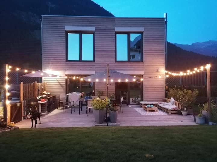 Haus 150m² für 7 Personen mit großem  Garten /Pool