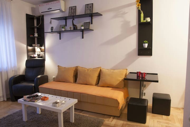 Apartment near Novi Sad Fair - Novi Sad - Apartamento