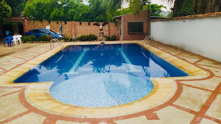 Hermosa Casa Quinta Privada Villa Katherine