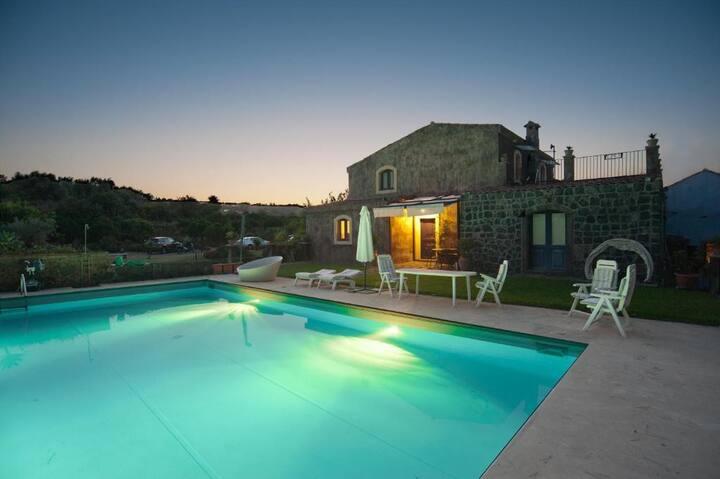 Deluxe Villa con piscina privata