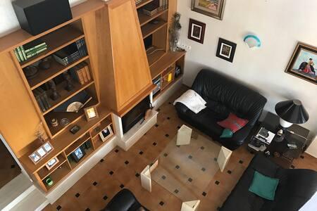 Casa en entorno Rural 5 - Requena - Huis
