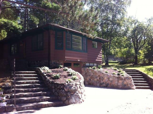 The Splitrock Cabin