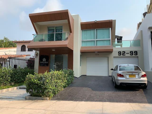 Habitaciones Lujosas en Barranquilla