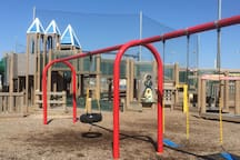 "Kids playground ""Shark Park' -Free and Fun! and nearby"