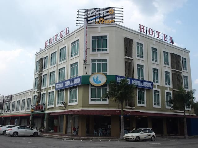 Aero Star Hotel near Shopping Center