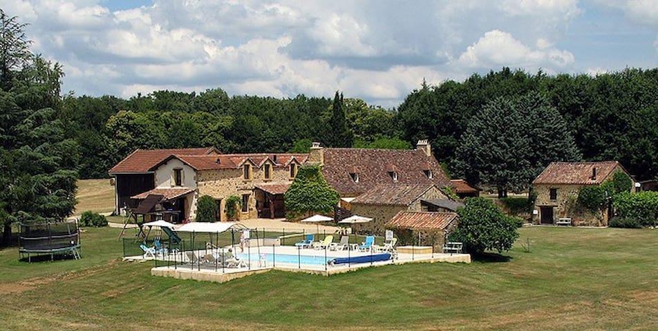 Le Châtaignier, gîte entre Bergerac et Sarlat