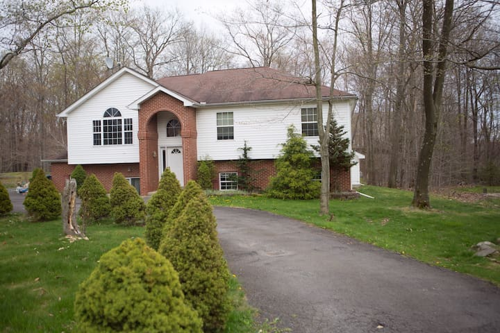 5 Bedroom Pocono Contemporary - Tobyhanna - House