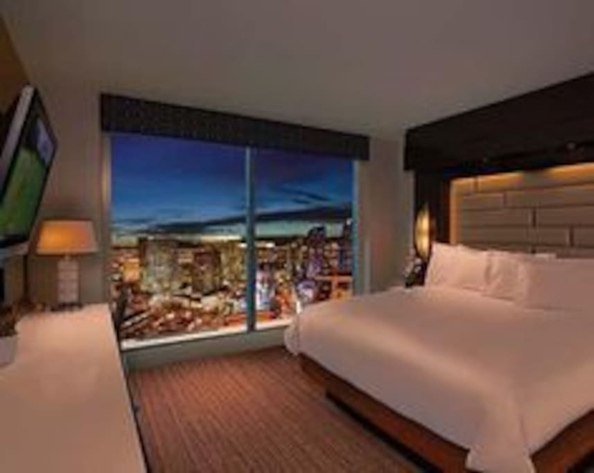 Hilton elara suite on the strip ces in las vegas nevada united states for Elara las vegas 4 bedroom suite