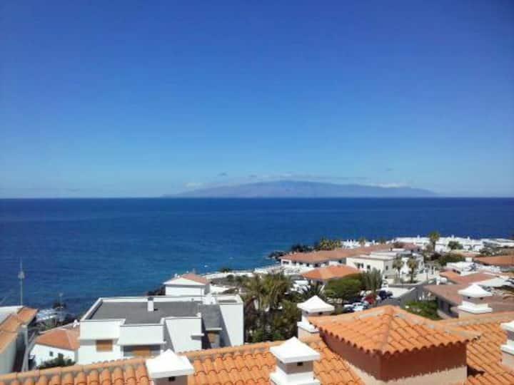 Tenerife, Playa La Arena: wifi free, playa a 300 m