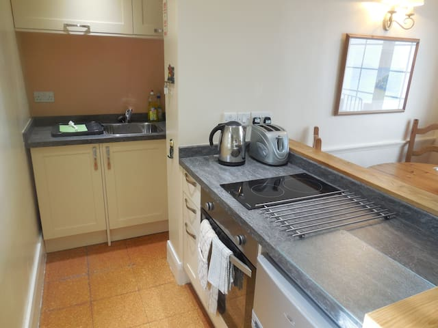 LOVELY 2 BEDROOM APARTMENT - Stoke Fleming - Appartement