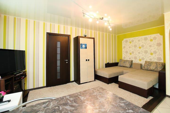 Гостиная + спальные места