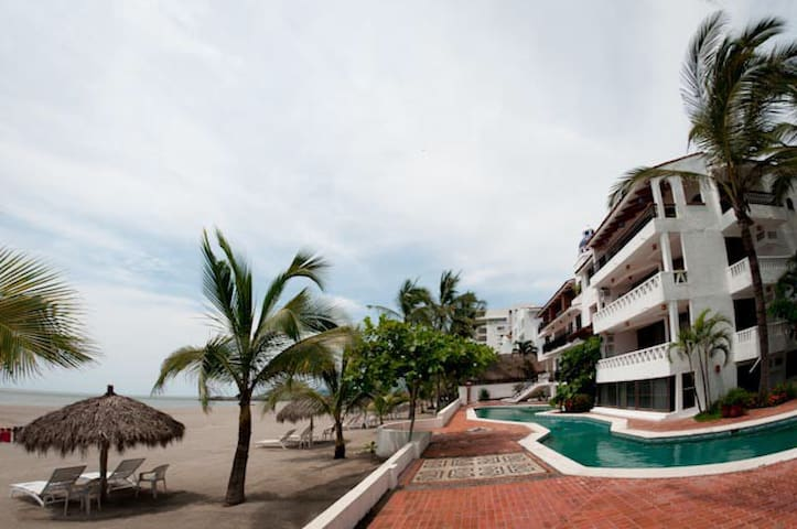 Big apartment in Nuevo Vallarta - Nuevo Vallarta  - Apartment
