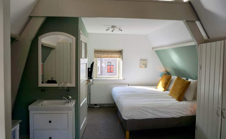 Je eigen zolderkamer in het hartje van Utrecht