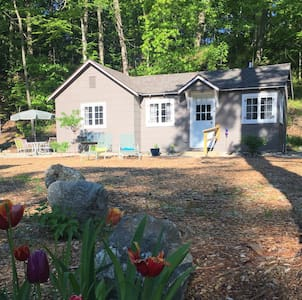 Cottage 4 at Paradise Pines Resort in Elk Rapids