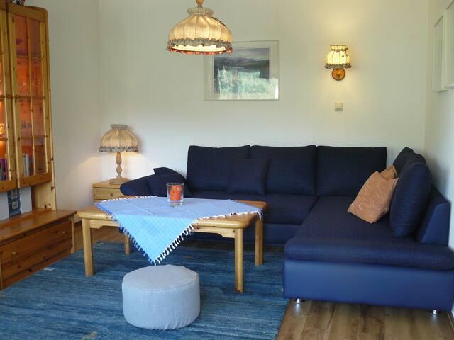 Ferienhaus AnSiCa, (Hornberg), Ferienhaus AnSiCa, 75qm, 3 Schlafzimmer, max. 6 Personen