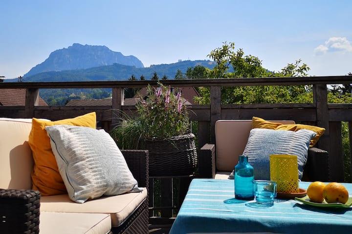 Natur-Kultur vor der Haustüre!Apartment Baumgarten