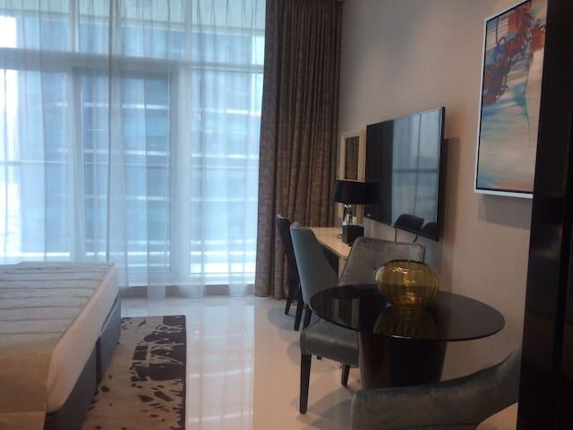 Studio in perfect condition close to Burj Khalifa