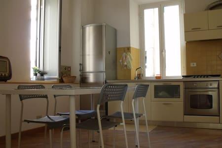 Comodo appartamento a San Lorenzo