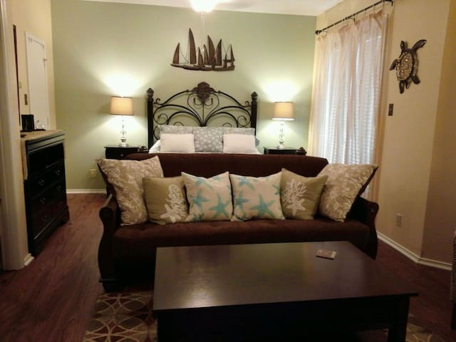 Cozy apt  with amazing location - Corpus Christi - Apartment