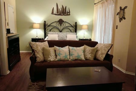 Cozy apt  with amazing location - Corpus Christi - Apartemen