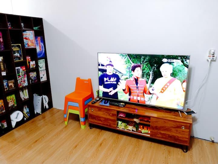 桌遊Switch電動麻將KTV派對包棟娛樂房【一群人比KTV夜唱還划算】【每日一組4~6人甚至以上】