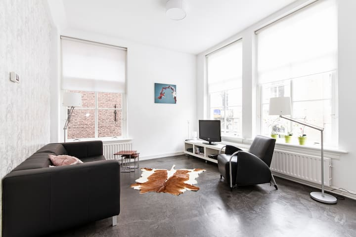 Bright spacious apartment; Loft  73 - 's-Hertogenbosch - Daire