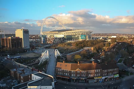 Room with a View nr Wembley Stadium - Wembley - Wohnung