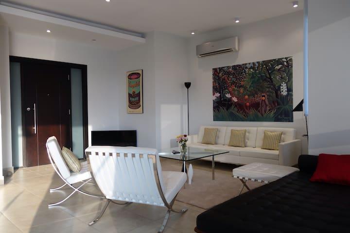 Designer apartment on Amador hill - Corregimiento de Ancon  - Apartment