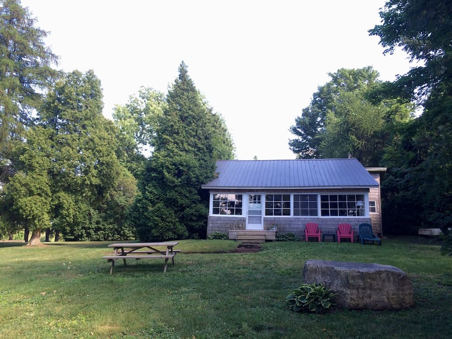 Waterfront Cottage In St Anicet Cabins For Rent In Saint