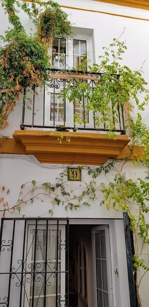 Charming House c/Virgen de la Luz. Room 2