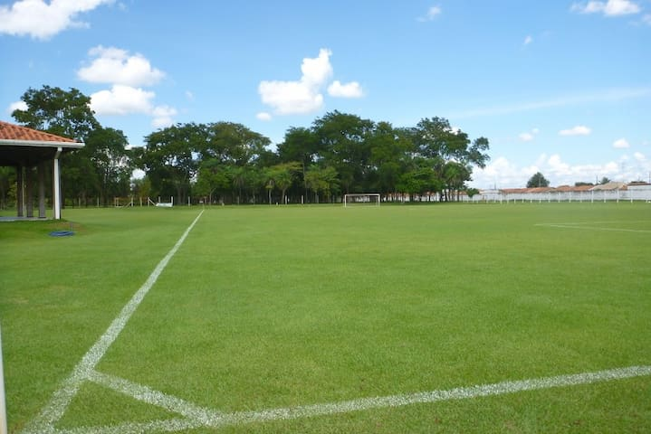 Football Training Center - Room B - Cuiabá - Bed & Breakfast