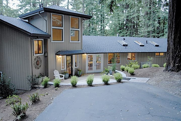 Occidental Redwood Retreat - Occidental - บ้าน