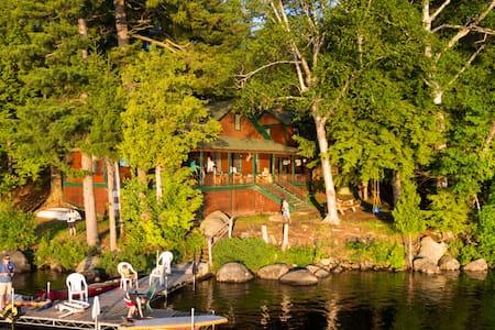 Coccia Pines - Adirondack getaway - Tupper Lake