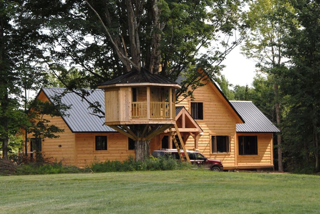 La maison ensoleillee sunny house houses for rent in stukely quebec canada - Canada maison close ...