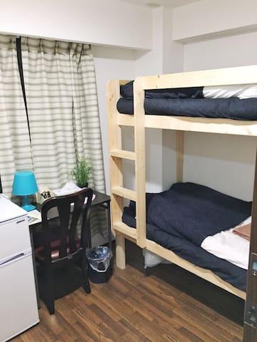 NEW OPEN☆7min Akihabara for 2ppl. AS91 - Taitō-ku - Wohnung