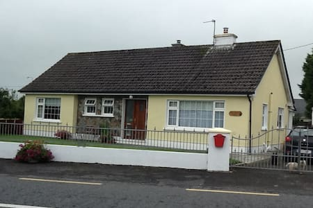 Loughrea Cottagehill Lodge, Double ensuite room