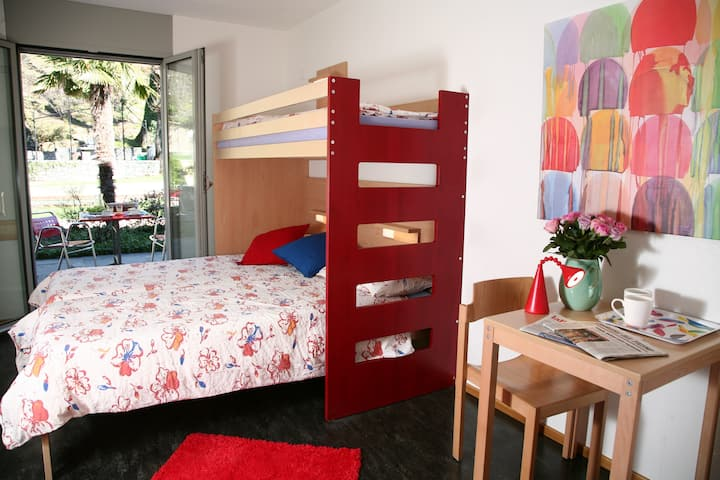 3 Beds Room Comfort, Private Bathroom