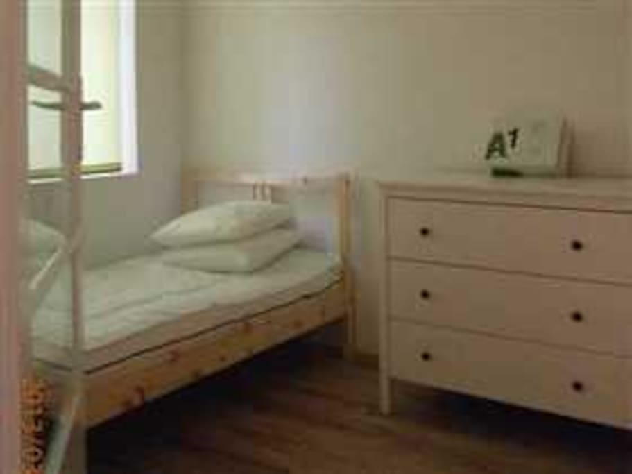 bedroom - the singlebed