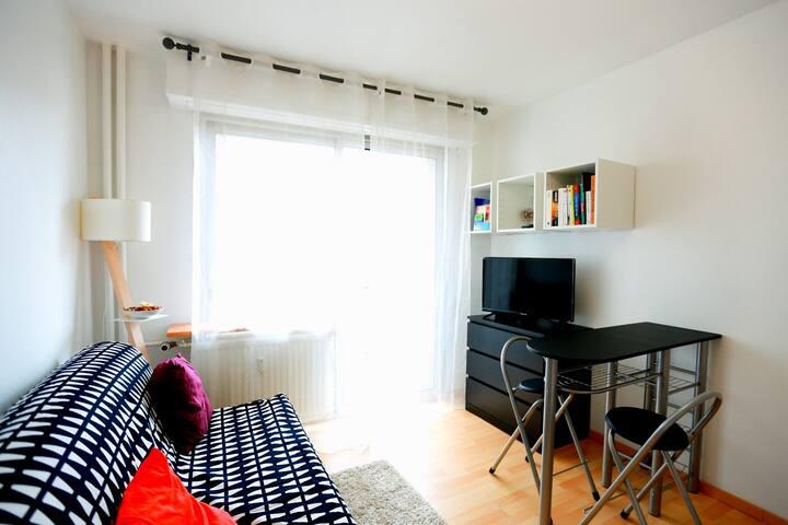 Sunny apartment -  Petite France Strasbourg
